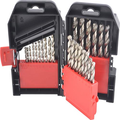 WD11250-25PCS Twist Drill Bits Set