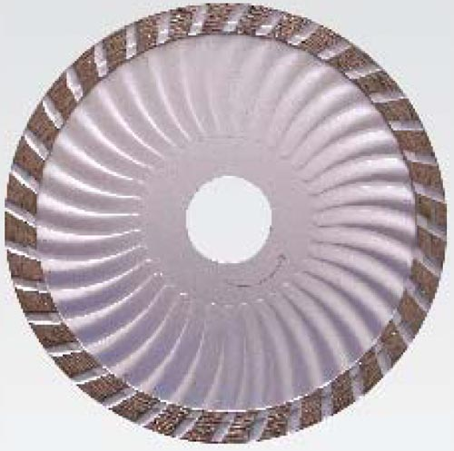 Turbo wave Diamond Saw Blades-cold pressed