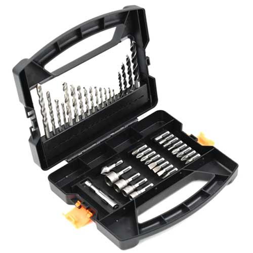 WD41A-41PCS Drill Bits Set