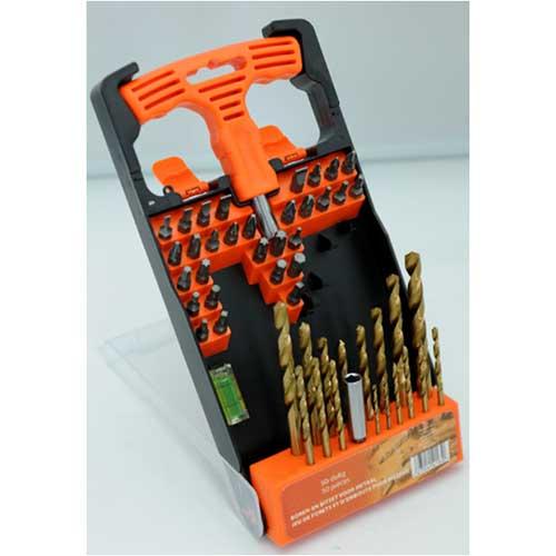 WD50C-50pcs drill bits set