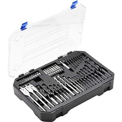 WD55551-51PCS Drill Bits Set