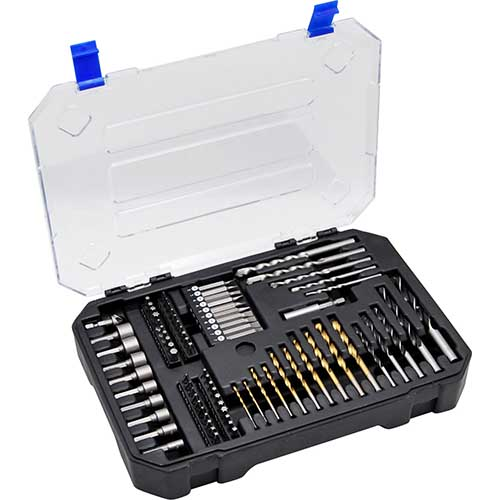 WD55581-81pcs drill bits set