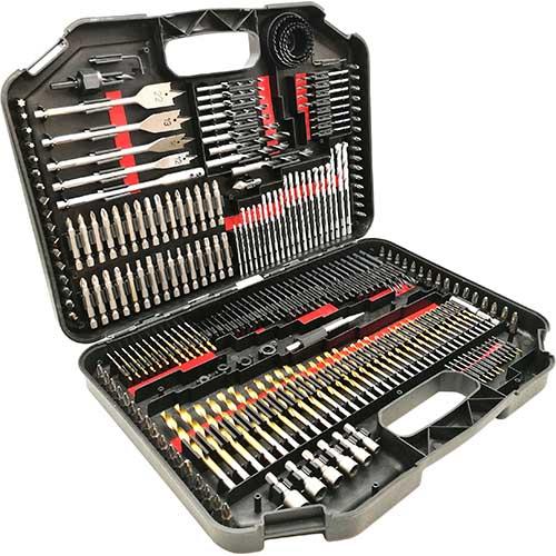 WD55246-246pcs drill bits set