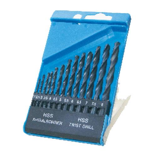 WD10132-13pcs Roll forged twist drill bits set
