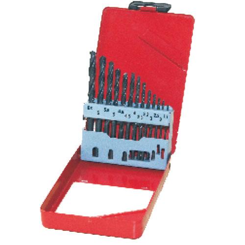 WD10133-13pcs Roll forged twist drill bits set
