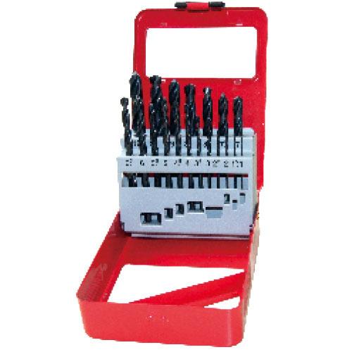 WD12191-19pcs fully ground twist drill bits set