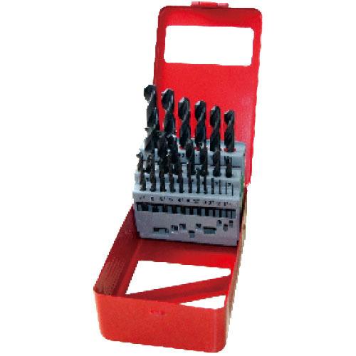WD12251-25pcs fully ground twist drill bits set