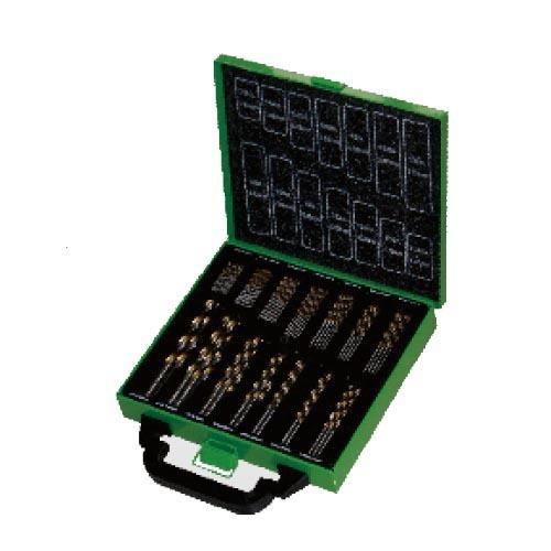 WD11120INT-120PCS half ground Twist Drill Bits Inch size