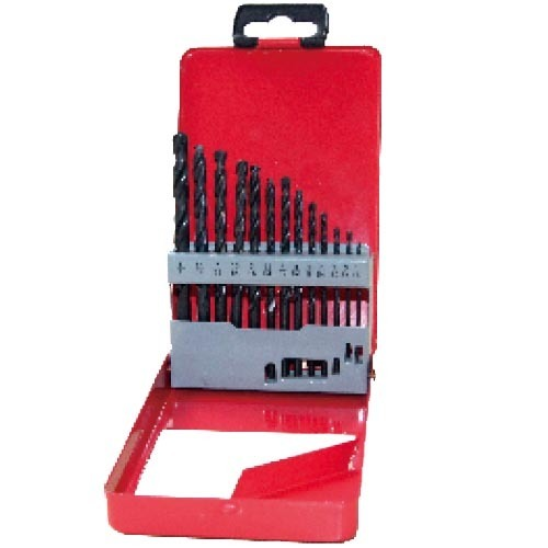 WD12131IN-13PCS fully ground Twist Drill Bits Inch size