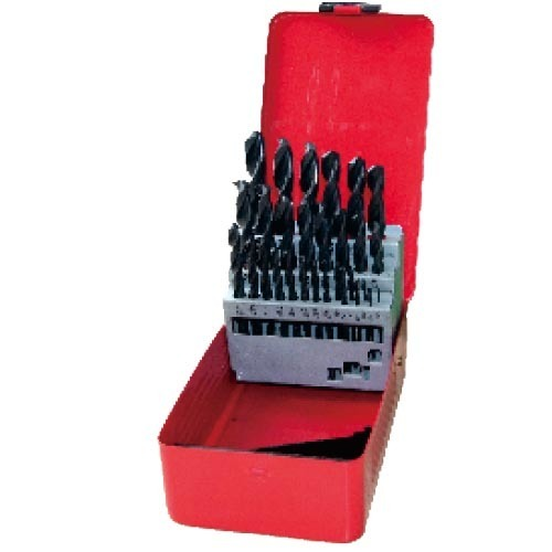 WD12291IN-13PCS fully ground Twist Drill Bits Inch size