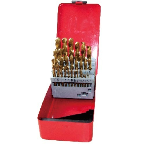 WD12291INT-29PCS fully ground Twist Drill Bits Inch size