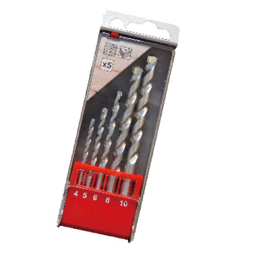 WD20115-5PCS Masonry drill bits set