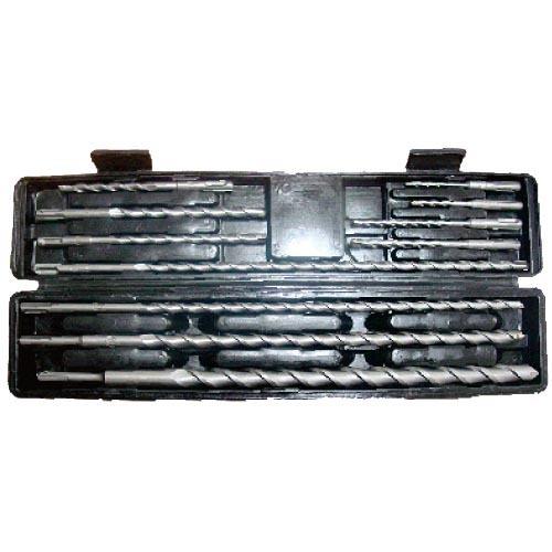 WD21011-11PCS SDS Plus Hammer Drill Bits Set
