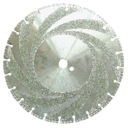 Laser Welded Diamond Saw Blade for cast iron