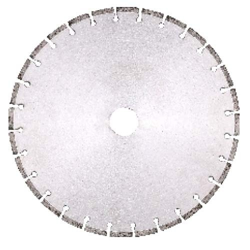 Arrayed diamond segment Laser Welded Diamond Saw Blade