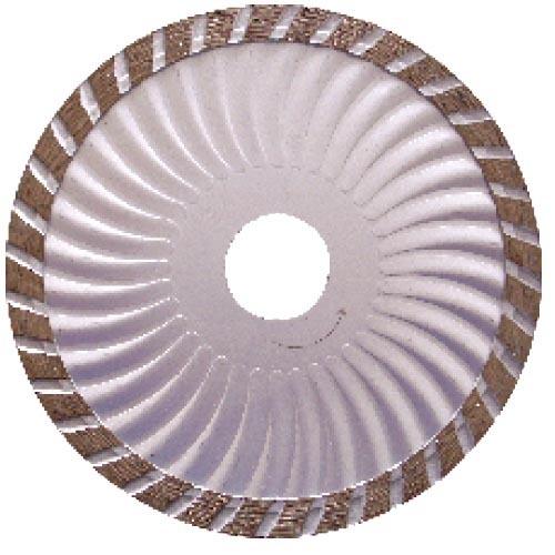Standard turbo wave diamond saw blade