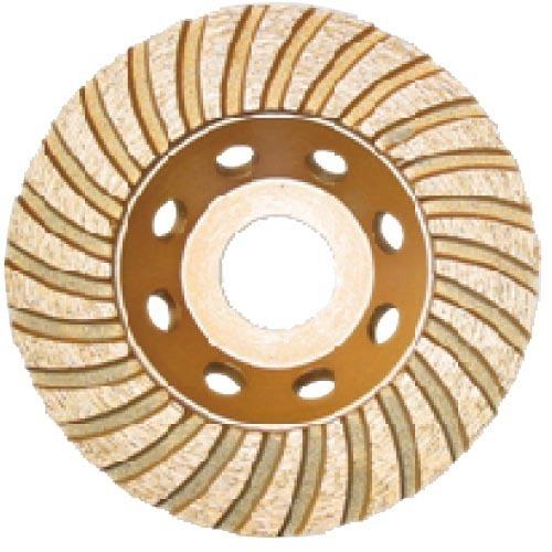 Diamond Cup Wheels-Turbo type B