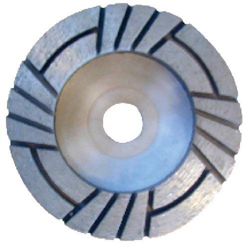 Diamond Cup Wheels-Turbo type F