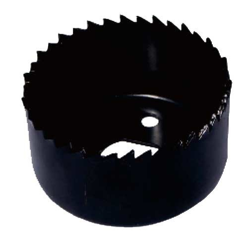 Carbon steel hole saws