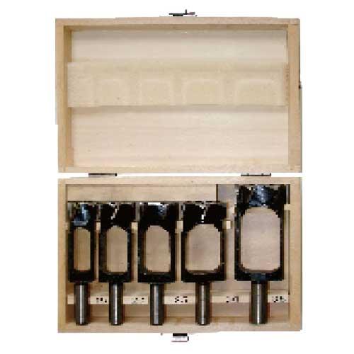 WDP0050-5PCS Wood plug cutter set