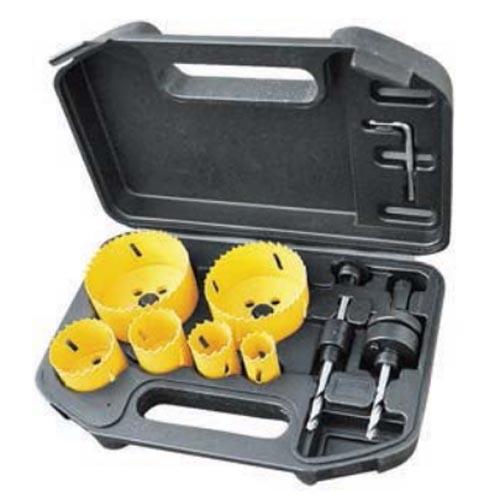 WD55009-9PCS BI-Metal hole saws set