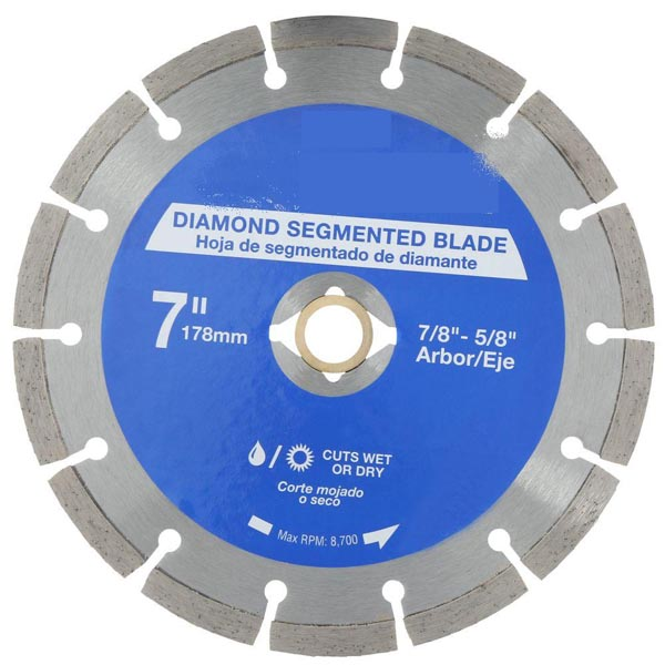 Whole sale Segmented diamond saw blade