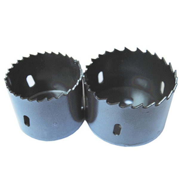 Manufacturer wholesale HSS Hole Saw Cutter For Metal Cutting